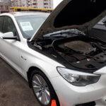 Выездная диагностика авто BMW 5 серия Gran Turismo, 2010