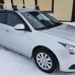 Подбор автомобиля Chevrolet Cruze 2012-1