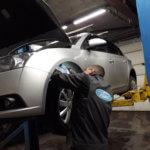 Подбор автомобиля Chevrolet Cruze 2012-24