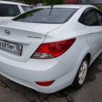 Подбор авто Hyundai Solaris 2013