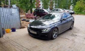 Проверка авто перед покупкой BMW3 2014