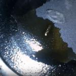 Течь маслосъёмных колпачков